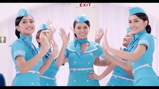 Iklan Kondom Fiesta - Safety Airlines 2017