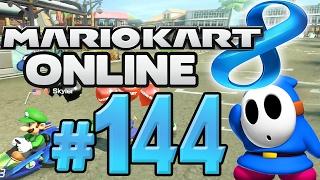 MARIO KART 8 ONLINE # 144 ★ Abschied vom Wii U-Schlachtmodus! [HD60] Let's Play Mario Kart 8