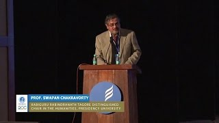 Professor Swapan Chakravorty at Bicentenary Celebrations