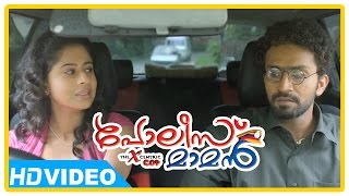 Poilce Maman Malayalam Movie | Scenes | Shine Tom Chacko's girl friend reveals his nature