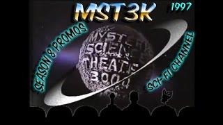 MST3K ~ Season 8 Promos - Sci-Fi Channel - 1997