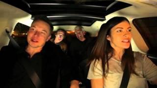 Racing Extinction Bonus Footage - Tesla Factory with Elon Musk