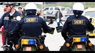 BOOM! CALIFORNIA SHERIFFS RISE UP SEND EPIC MESSAGE TO CALIFORNIA POLITICIANS!