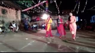 Kolkata . Village dance