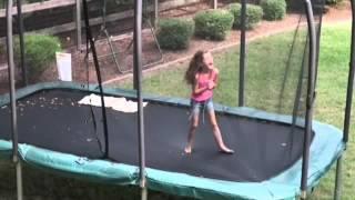 Hayley's  Gymnastics~Fight Song