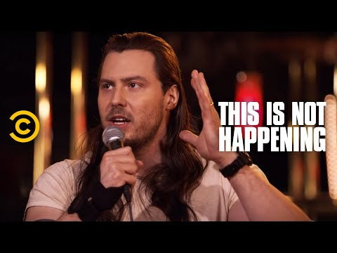 This Is Not Happening Andrew W.K. Cafe Wha Uncensored