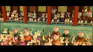 Kung Fu Panda - Citas de sabiduría - Parte 1 / 3 - Perseverancia