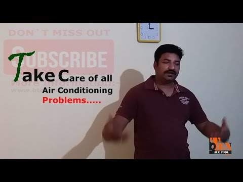 Take Care of all Air Conditioning Problems Hindi