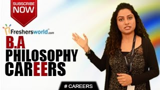 CAREERS IN BA PHILOSOPHY – MA,P.Hd,Consultant,Research,Job Opportunities,Salary Package