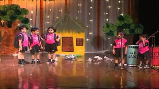 Jayadha - Swachh Bharat - Little Elly School Annual Day Program