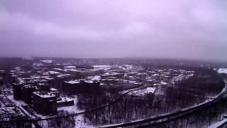 Health Sciences Center Webcam Northwest View  February 8, 2016