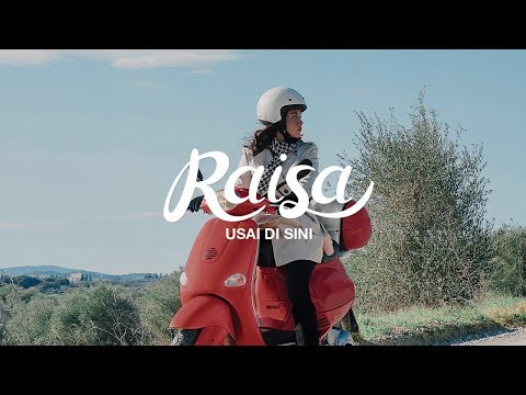 Raisa - Usai Di Sini (Official Music Video)