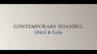 Contemporary İstanbul