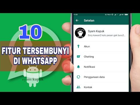 10 Hidden Features In WhatsApp Is Rarely Used