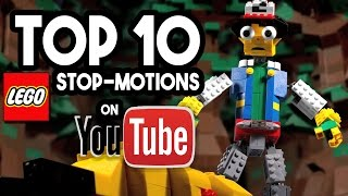 Top 10 LEGO Stop-Motions on YouTube