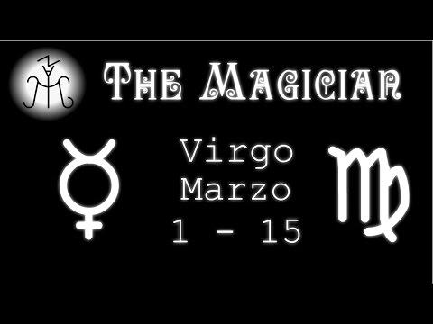 Virgo Marzo 2017 (1 - 15) - Es Necesario Que te Enfrentes, y Transformes, Por Ti.