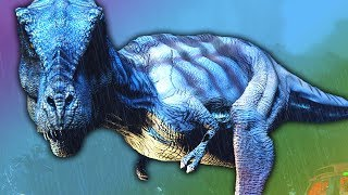 AMAZING FAN MADE JURASSIC GAME! | T-Rex Breakout