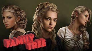 Targaryen Family Tree - Game of Thrones