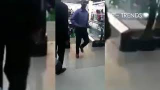 THE FIRST ESCALATORS FUNNY KENYAN VIDEOS