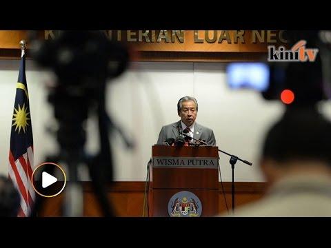 N Korean ambassador 'delusional, spewing lies' against gov't, says Anifah