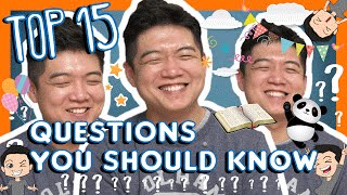 Learn the Top 15 Must-Know Questions in Korean