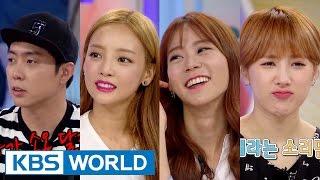 Hello Counselor - Gu Hara, Han Seungyeon, Seo Inyoung & Eun Jiwon (2015.07.06)