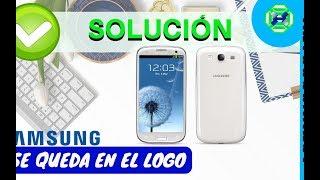 ✔ ¡Solución 2! 📱Mi Samsung No Pasa Del Logo (Samsung Galaxy Trend GT-S7560M) Desbrickear Recovery