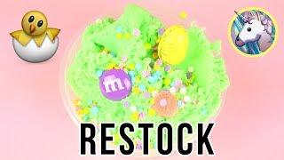 Slime Shop Restock!!! March 16, 2018 - @UniicornSlimeShop 💦