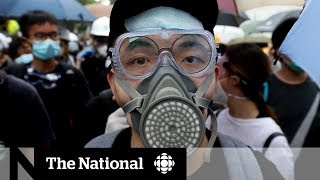 Why protesters in Hong Kong are not backing down