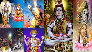 Lord Shiva Devotional Video Songs & Music Mix ft Stories of Shiva & Vishnu | Om Namah Shivaya