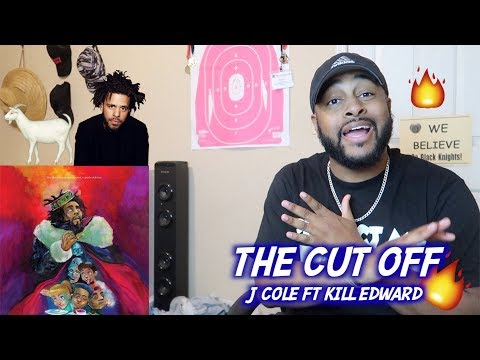 J. Cole - The Cut Off (feat. kiLL edward) | REACTION | THIS SONG IS ABOUT ME !!