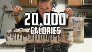 A Competitive Eaters CHEAT DAY | ErikTheElectric