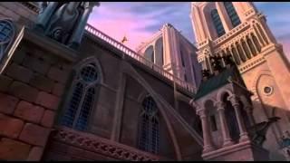 El Jorobado De Notre Dame  Afuera Español Latino Canta Adrian Barba