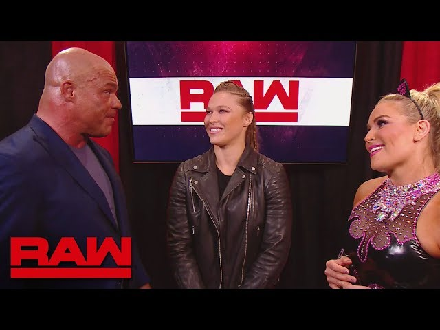 Natalya gets a fresh start on Team Red: Raw, April 16, 2018