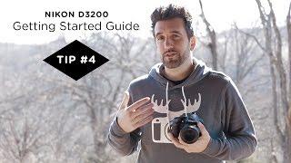 Nikon D3200 Guide - Tip #4 - Image Quality Settings