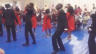African Wedding Entrance Dance