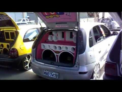 fest car 2011 Itabaiana SE muito som e carros rebaixados part.1
