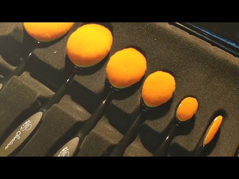Xxx Mp4 Sanlan Oval Brush Set 3gp Sex