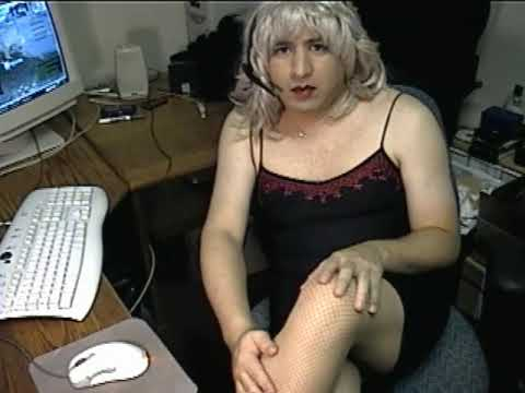 My crossdressing purging story when I was younger