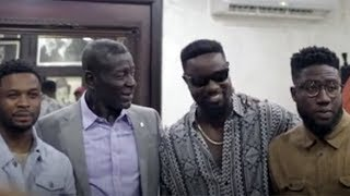 Jetey - Fa Ma Me remix ft Sarkodie & Gidochi (Behind The Scenes)