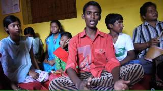 Devotional song by young Bangladeshi boy