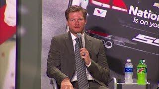 Dale Jr details conversation with Rick Hendrick