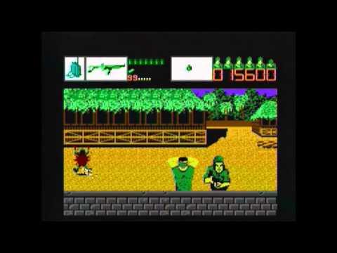 Atari 7800 vs. NES Multiplatform Games Comparison