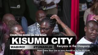 ChurchillShow on the Road Kisumu Dala Edition