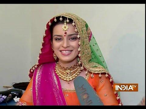Mere Angne Mein: Ekta Kaul aka Riya's Exclusive Interview - India TV