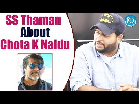 SS Thaman About Chota K Naidu || Sai Dharam Teja || #Winner || Special Interview