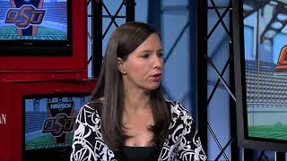 OSU Football: Mason Rudolph vs the Sooners (2014-12-02)