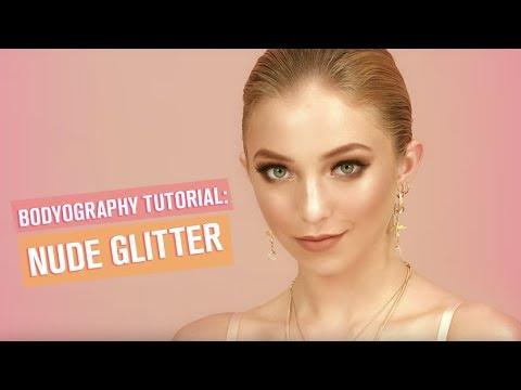 Xxx Mp4 Bodyography Tutorial Nude Glitter 3gp Sex