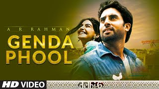Genda Phool [Full Song] - Delhi 6