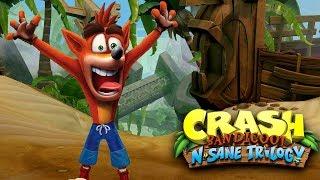 Crash Bandicoot N. Sane Trilogy《袋狼大進擊瘋狂三部曲》試玩 - 童年回憶